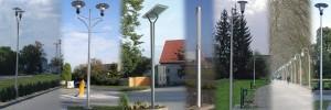 Stâlpi Iluminat Aluminiu Extrudat