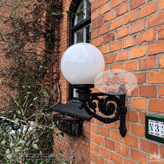 Consolă,Lampă Iluminat Perete Exterior LG103 GLOB250