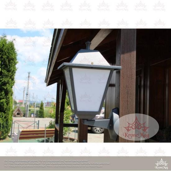 Consola perete iluminat exterior cu VILLA 470