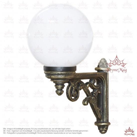 Consolă,Lampă Iluminat Exterior de Perete din Aluminiu TA-101.G300A
