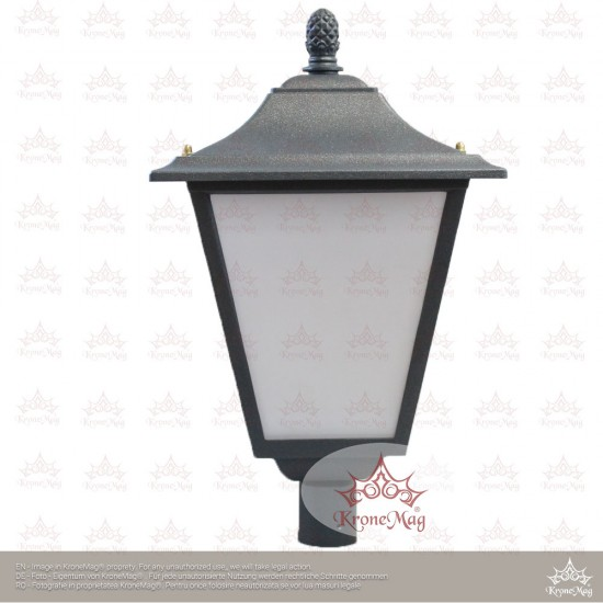Corp Iluminat Exterior Aluminiu,Tip Felinar VILLA-470D