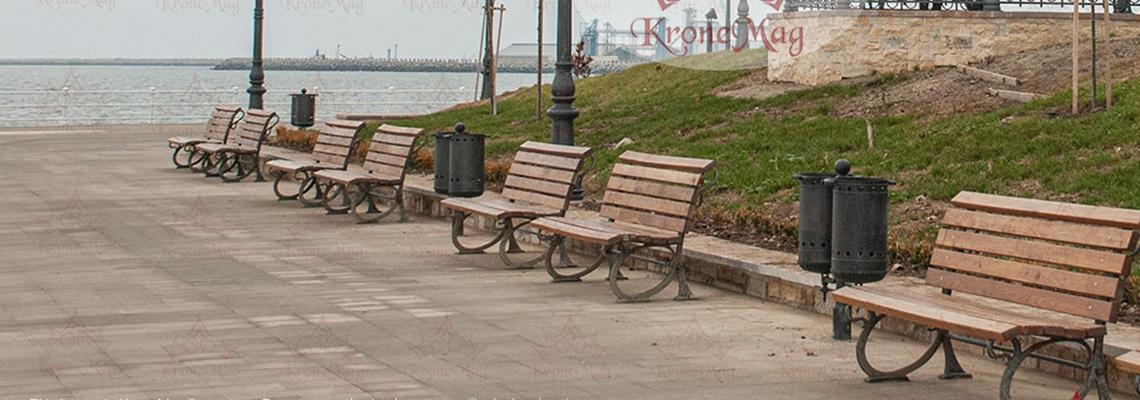 Înfrumusețează orașul cu mobilier urban de calitate de la KroneMag