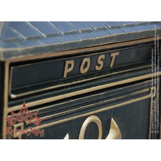 Cutie Poștală de Exterior cu picior LON
