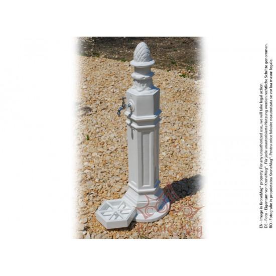 Cișmea Curte,Grădină Aluminiu LINZ