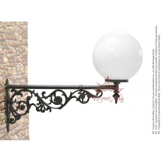 Lampă Perete Iluminat Exterior ME501 GLOB400