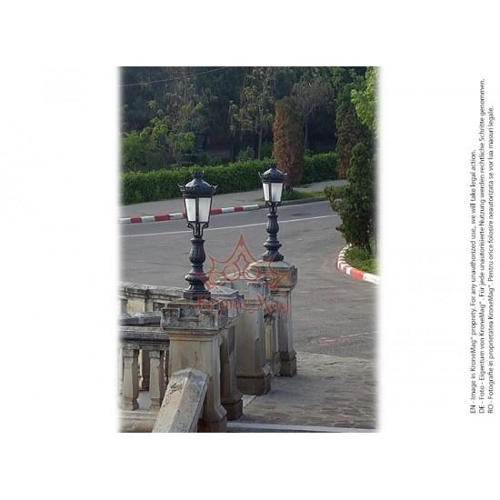 Stâlpișor Iluminat Exterior Parc SI 982 PALASIO