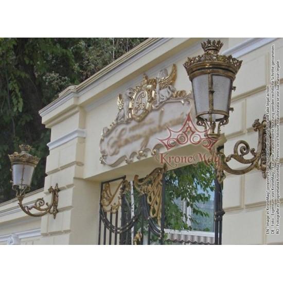 Lampa Perete Iluminat Exterior ME503 PALASIO