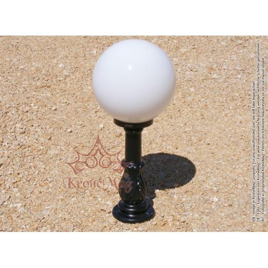 Stâlpișor Iluminat Exterior Parc SI 951 GLOB300A