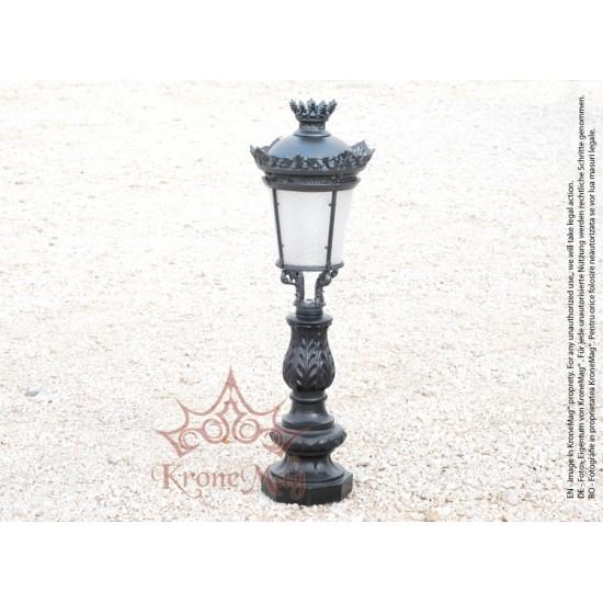 Stâlpișor Iluminat Grădină,Curte Fontă SI 982 PALASIO