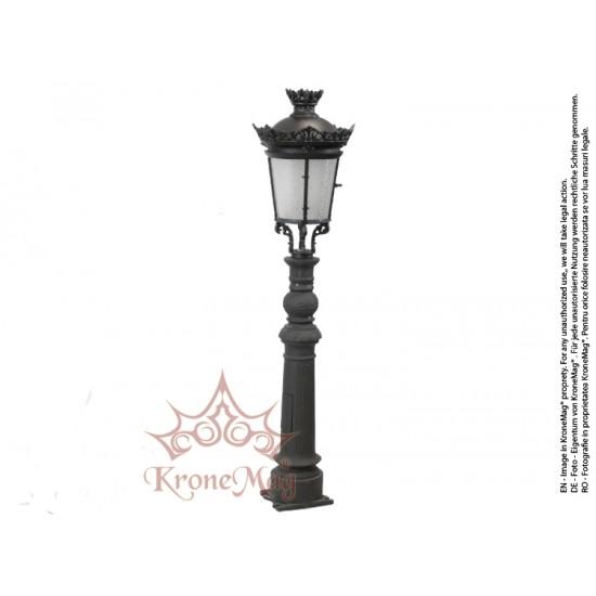 Stâlpișor Iluminat Exterior Parc SI VILLA PALASIO