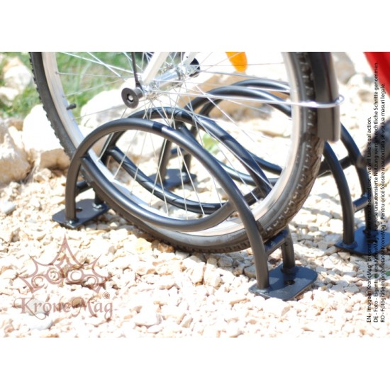 Suport Rastel Bicicletă BIKE-1 Stradal