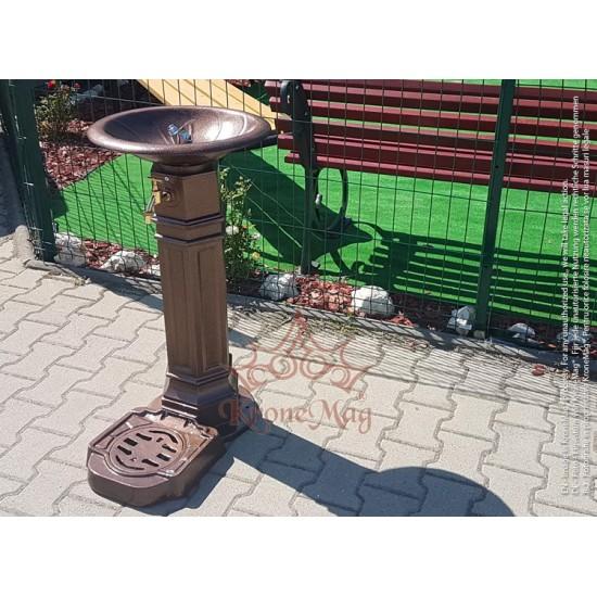 Cișmea Apă Stradală,Parc din Aluminiu DURBAN 3A