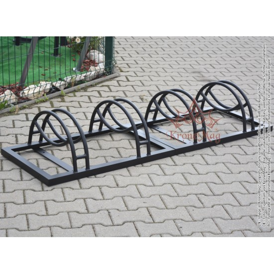 Suport Rastel Biciclete Stradal Metalic BIKE-4S