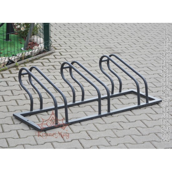 Suport Rastel Metalic Biciclete Stradal RACK-3